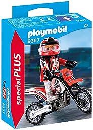 PLAYMOBIL Special Plus 9357 Kierowca motocrossowy, od 4 lat