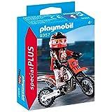 Playmobil Special Plus 9357 - Campione di Motocross, dai 4 anni
