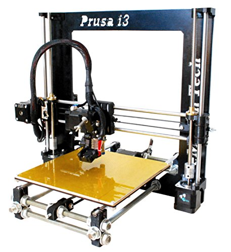 Emotion-Tech 3760071110110 Impresora 3D Prusa I3 Rework 1.5, color negro