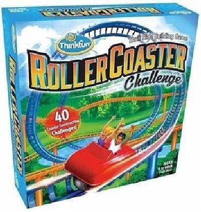 ThinkFun 1046-WLD Roller Coaster Challenge (Gravity Maze)