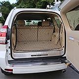 KFZ,Auto Nylon Netz 110cm x 60cm, Haustier,Hundesicherung,Hund