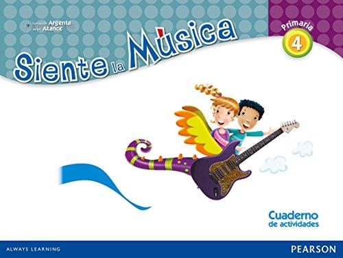 Siente la música 4 pack actividades (comunidad valenciana) - 9788420559650