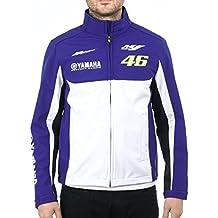 Valentino Rossi VR215209–Chaqueta para MotoGP, diseño Yamaha Softshell 2016, color azul, azul oscuro, extra-large