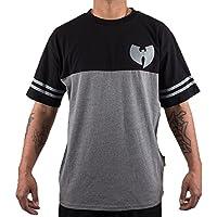Wu Wear - Wu Tang Clan - Wu 2 Tone Shirt T-Shirt - Wu-Tang Clan Tamaño 3XL, Color asignado Anthrazit