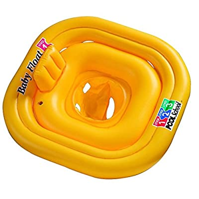 Intex Deluxe Baby Float Beach Toys
