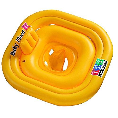Intex-56587EU-Deluxe-Baby-Float-Flotador-con-asiento-para-bebs-4-cmaras-de-aire-importado-de-Alemania
