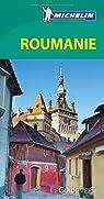 Guide Vert Roumanie Michelin par Michelin