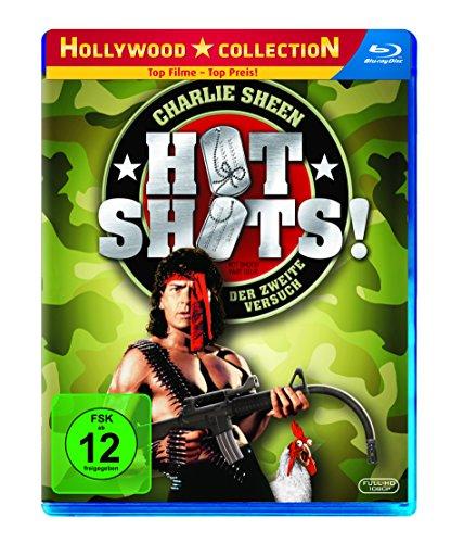Bild von Hot Shots 2 - Der zweite Versuch [Blu-ray]