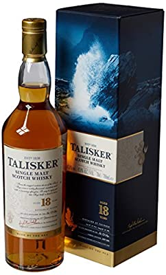 Talisker 18 Year Old Scotch Whisky 70 cl
