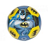 OFFICIAL SIZE 3 BATMAN DC COMICS FOOTBALL TRAINING KIDS FUN PLAY SOCCER BALL
