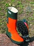 Forst-Stiefel FOREST JACK - EN345 SB E - Schnittschutzklasse 2 - 8-2100 - Größe: 45