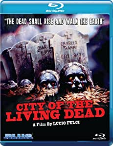 City of the Living Dead [Blu-ray] [1980] [US Import]