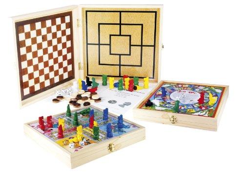 jeujura-jeujuraj11855-juego-de-mesa-100-piezas