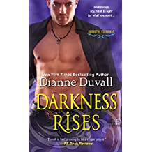 Darkness Rises (Immortal Guardians series Book 4) (English Edition)