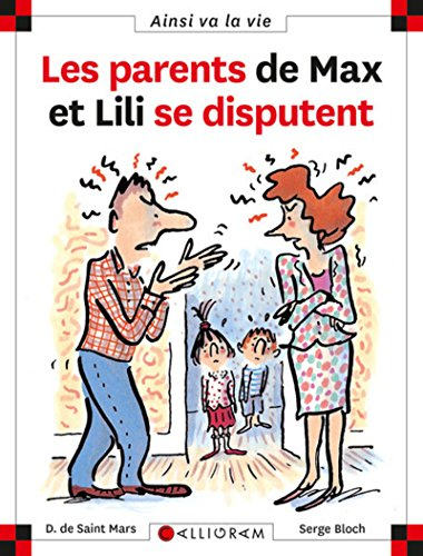 Les parents de Max et Lili se disputent