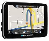 Blaupunkt TravelPilot 51 CE - Navigationssystem 12,7 cm (5 Zoll) Touchscreen-Farbdisplay, Kartenmaterial Zentraleuropa, schwarz