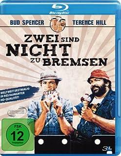 Zwei sind nicht zu bremsen [Blu-ray]