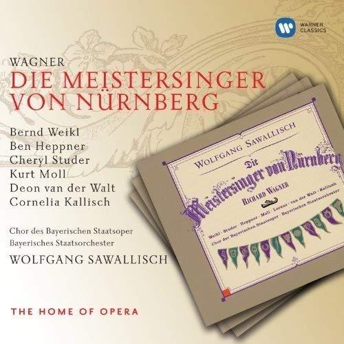 Wagner: Die Meistersinger von Nürnberg (Heppner Ben)