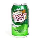 Produkt-Bild: Canada Dry Ginger Ale import USA