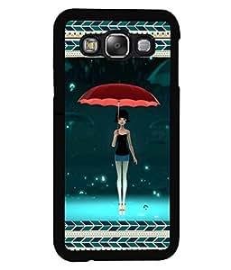 PrintVisa Metal Printed Girly Designer Back Case Cover for Samsung Galaxy E5-D4827