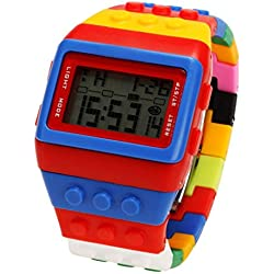 Zeagoo Fashion Unisex Casual Sport LED Digital Watch Wristband Wristwatch