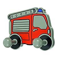 Headbourne 2 Red Fire Engine Design, 2 Hook