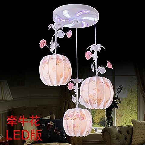 LED Elegante camera da letto soggiorno estivo