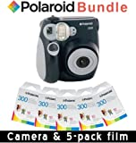 Polaroid 300 Sofortbildkamera in Schwarz