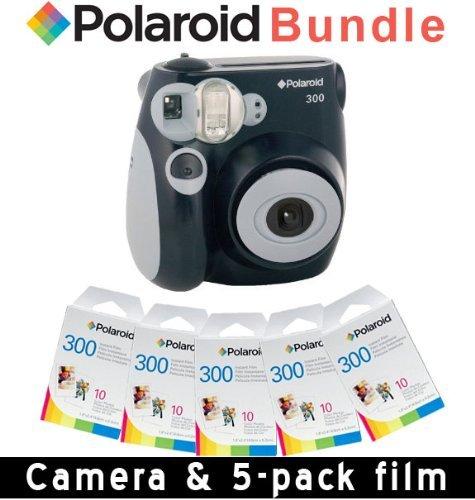 polaroid-300-sofortbildkamera-in-schwarz-5er-pack-300-sofortbildfilm