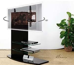 casado almeria stand 1110bl meuble tv fixation murale rotatif 90 high tech. Black Bedroom Furniture Sets. Home Design Ideas