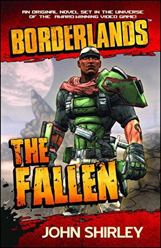 Borderlands: The Fallen por John Shirley