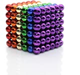 #2: OD5mm Multicolor bucky ball sphere-216 pieces