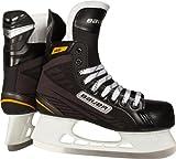 Bauer Supreme 140Patins de hockey sur glace, Enfant, noir, 2