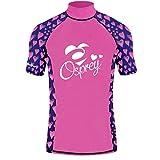 OspreyMaglietta Donna Anti irritazione a Maniche Corte, Donna, Rosie Short Sleeve, Fuscia, S