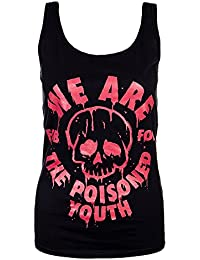 Fall Out Boy Poisoned Youth' Womens Tank Vest