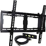 "VideoSecu Tilt TV Wall Mount for Vizio 32 to 70"" HD LED TV D55-D2 M55-C2 D55u-D1 E55-C1 E55-C2 D58u-D3 M60-C3 E60-C3 D60-D3 D65u-D2 D65-D2 E65-C3 E65x-C2 M65-C1 D70-D3 E70-C3 M70-C3 M75-C1 M80-C3 BG0"