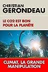 Le CO2 est bon pour la planète par Gerondeau