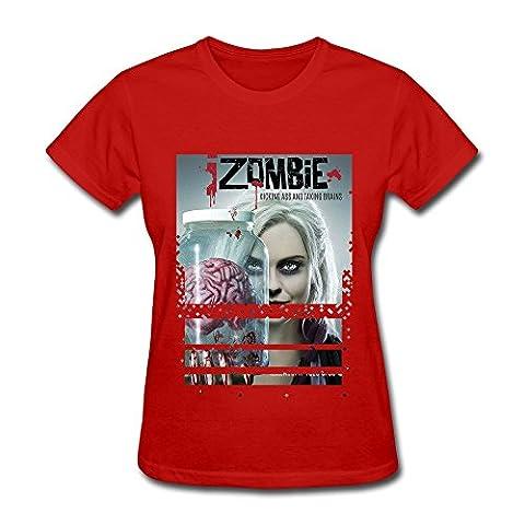 Nana Women's T Shirts Izombie Omnibus Size L