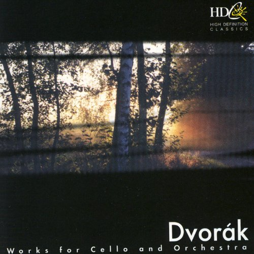 Dvorák: Works For Cello and Or...