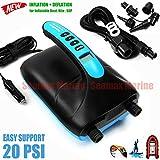 SEAMAX Intelligent 20psi Digital Dual Stage 12V Pompe à air électrique, conçu...