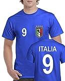 Herren Fußball T-Shirt bedruckbar - WUNSCHNAME