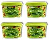 (4 PACK) - Sunwheel - Pear & Apple Spread   300g   4 PACK BUNDLE