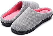 RockDove - Zapatillas de espuma viscoelástica de dos tonos para mujer