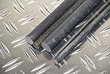 6 mm Rundstahl Rundeisen Rundmaterial Stahl Eisen von 100 bis 3000 mm - Länge: 500 mm