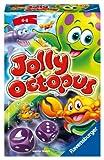 Ravensburger 23353 - Jolly Octopus - Mitbringspiel