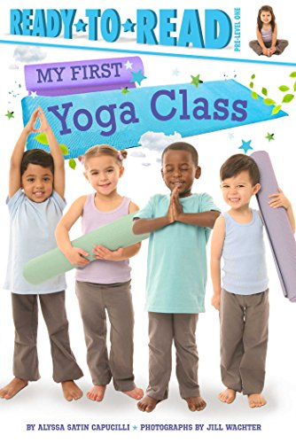 My First Yoga Class (English Edition) eBook: Alyssa Satin ...