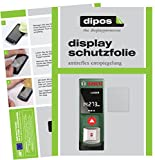 Bosch PLR 15 Schutzfolie - 3x dipos Displayschutzfolie Folie matt