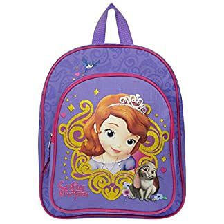 Princesas Disney – Princesita Sofía – Mochila Royal 31 x 25 x 9 cm