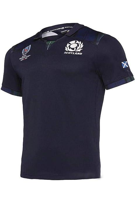 Rugby Jersey Men Nueva Zelanda All Blacks, Camiseta de ...