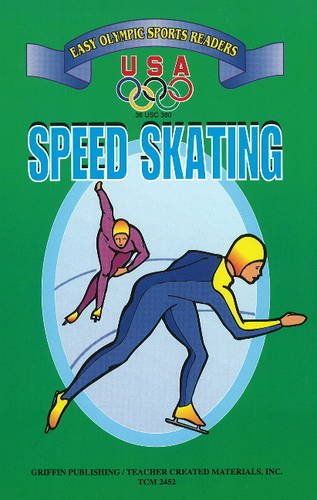 Speed Skating (U. S. Olympic Committee Easy Olympic Sports Readers Series) por United States Olympic Committee